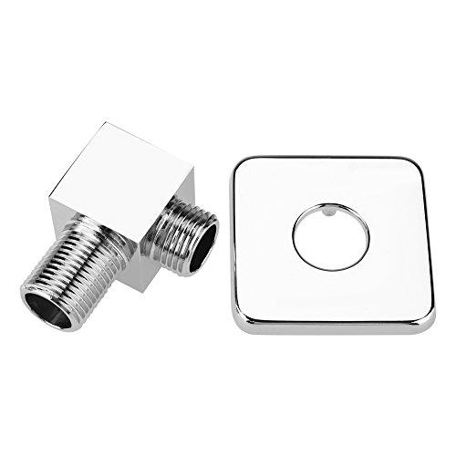 Zerodis Conector para Manguera de Ducha de Latón para Válvula de Ducha...