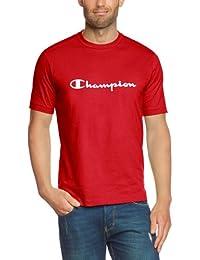 Champion Men's T-Shirt à col rond pour homme