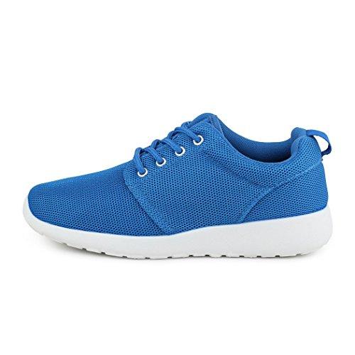 best-boots - Pantofole Donna Blu (blu)