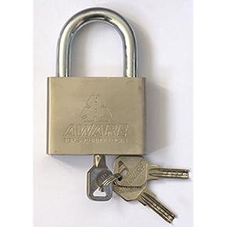 70mm Waterproof Outdoor Padlock lock Heavy Duty Unique Distinctive Keys