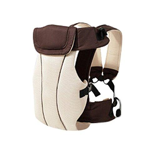 Für 0-30 Monate Baumwollen Komfortabel Und Einstellbar Babybauchtrage Rückentrage Babytragetuch Schutz Baby Carrier Babytrage Kindertrage -