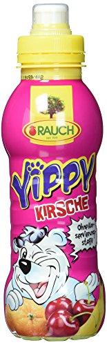 Yippy Kirsche, 6er Pack, EINWEG (6 x 330 ml) - Saft Orange-karotte