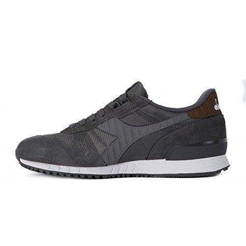 Diadora Unisex-Erwachsene Titan Ii Sneaker Storm Gray