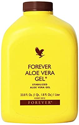 Aloe Vera Gel Drink - Fight Digestive, Skin, Joint, Immune System Ailments, Promote Weight Control, Boost The Immune System, Assist Overall Better General Health by Forever Living