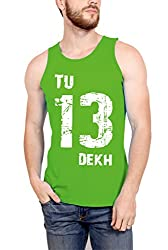 Elepants Mens Cotton Sleeveless T-Shirt