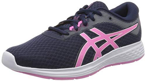 ASICS Mädchen Patriot 11 Gs Running Shoe, navy, 39 EU