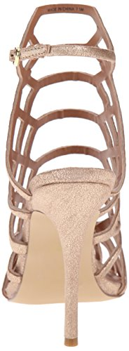 Steve Madden Slithur Dress Sandal gold