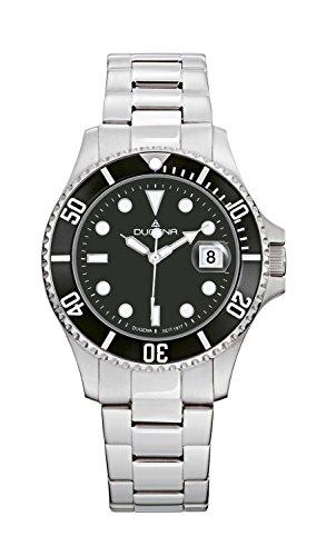Dugena Men's Quartz Watch 4460421 with Metal Strap
