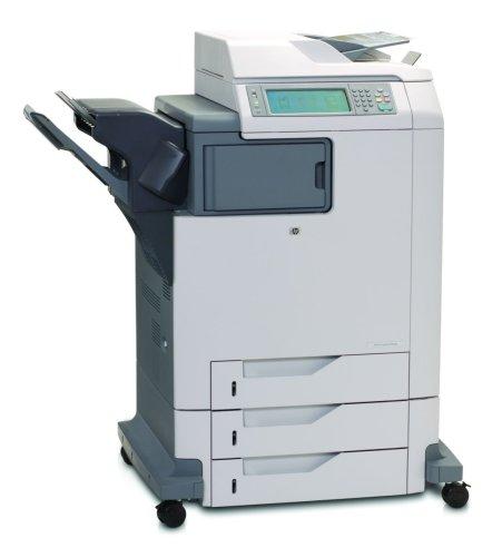 HP LaserJet CM4730fsk All-in-One Farblaser Multifunktionsdrucker (A4, Drucker, Scanner, Kopierer, Fax, Ethernet, USB, 600x600)