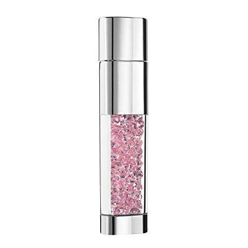 MYC-Accessorio Lifestyle per uomo/donna, chiave USB, 8 GB, modello classico, colore: bianco/blu o rosa, Acciaio inossidabile, colore: rosa, cod. CLEF_ROSE_8