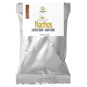 ProVista High Protein Chips 45% - Eiweiss - Tortitos - Bacon Protein Nachos -...