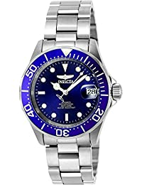 Invicta 9094 Pro Diver Unisex Wrist Watch Stainless Steel Automatic Blue Dial