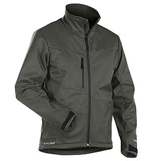 Blåkläder Workwear Softshelljacke 4951 unifarben, S, army/grün, 1 Stück, 67-49512517-4600-S