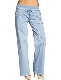 6895f0a9917 Amazon.co.uk  CASPAR Fashion - Trousers   Women  Clothing