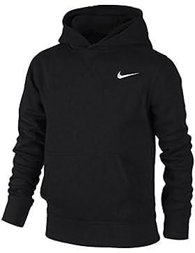 Nike B Nk Ya76 Bf Oth Sudadera, Niños, Negro/Blanco, L