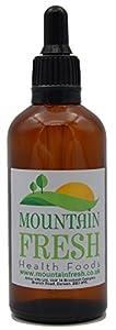 Mountain Fresh Boneset Eupatorium Perfoliatum 1:2 Non Alcoholic Tincture, 100 ml