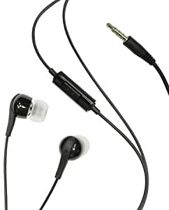 Samsung 3.5 mm Premium Stereo Headset Bulk Packaging - Black