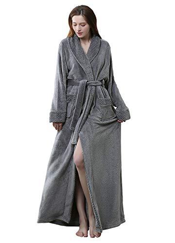 Womens Long Robe...