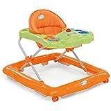 Foppapedretti Fp Young In-giro, Girello per Bambini,Arancione/Verde