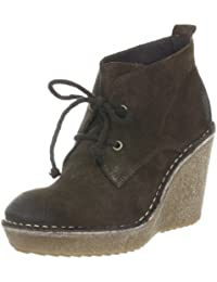 Buffalo London Stiefelette Suede