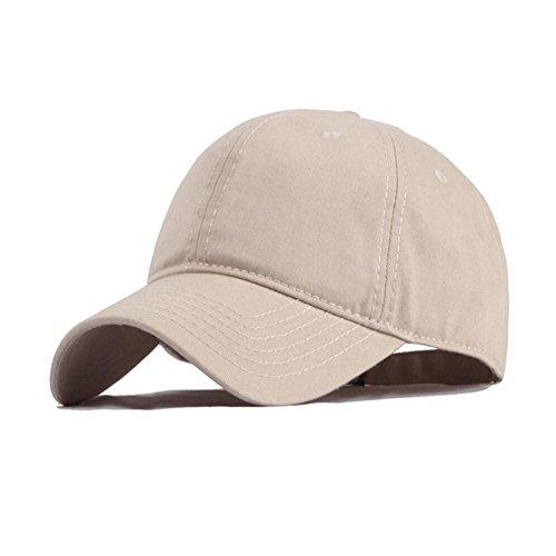 Baseball Caps CJC Sonne Hüte Männer Frauen Unisex Im Freien Jagd Trekking Camping Baumwolle (Farbe : T1, größe : 59-65cm) (Aufkleber Jagd Freie)
