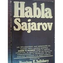 HABLA SAJAROV