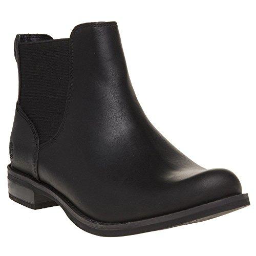 Timberland Damen Magby Chelsea Boots, Schwarz