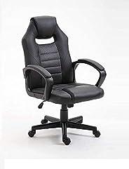 Mahmayi Essentials Gaming Chair High Back Computer Chair Pu Leather Desk Chair Pc Racing Executive Ergonomic A