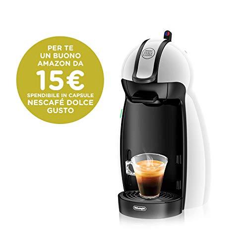 NESCAFÉ Dolce Gusto EDG100.W Macchina per Caffè Espresso e Altre Bevande in...