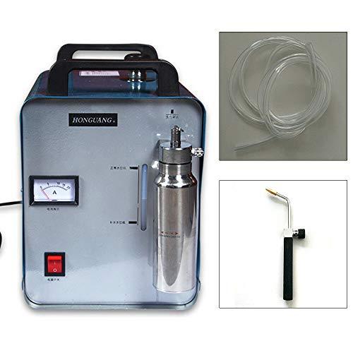 75L / H Acryl Welder Machine Oxígeno Hidrógeno Agua Soldador Acrílico Agua...