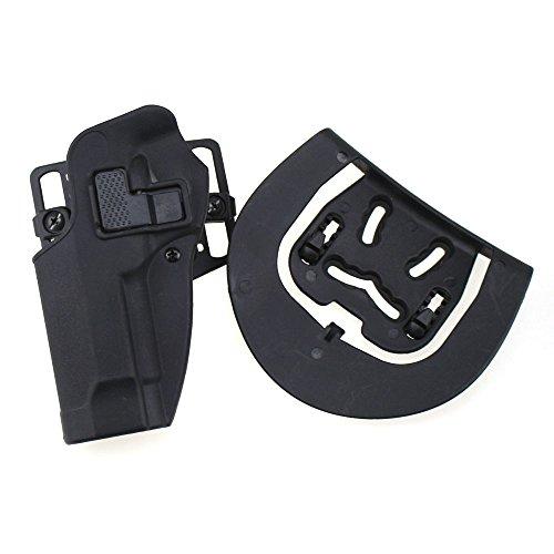 Taktische Pistolenholster, Linke Hand, CQC, Militär-Verschluss, für Beretta M9 M92 -