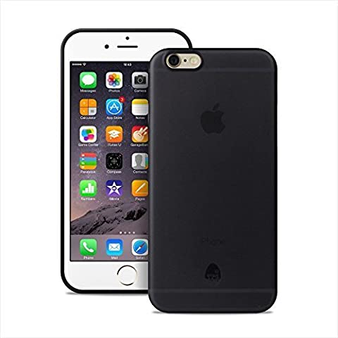 Iphone 6s Ultra Slim Thin Case 0.3mm Black Color with