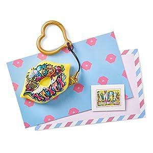 SWAK 4118 S.W.A.K. Kissable Keychain-XO Kiss-Series 1 - Llavero, Multicolor