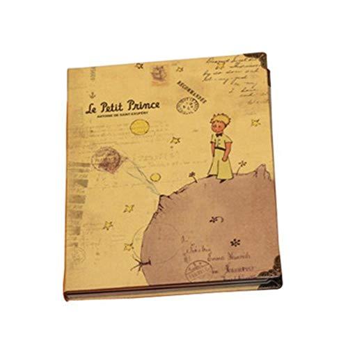 Lkjh taccuino vintage piccolo principe notebook color paper diary book forniture per ufficio scuola cancelleria, 1