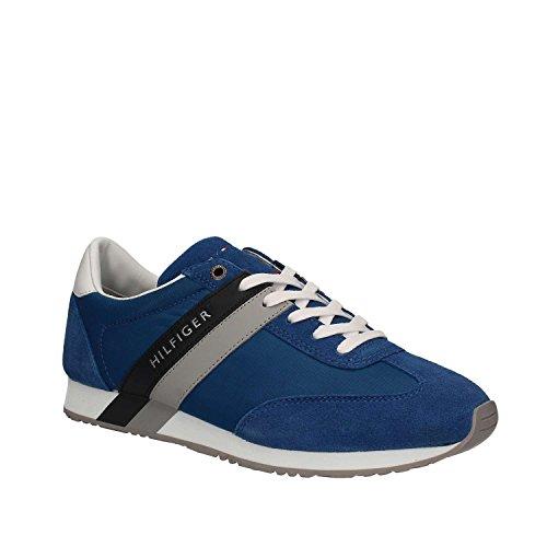 Tommy Hilfiger , Herren Sneaker Blau