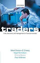 Traders: Risks, Decisions, and Management in Financial Markets