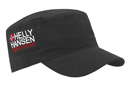 Casquette Logo Helly Hansen Noir