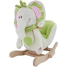 Suchergebnis Auf Amazon De Fur Schaukeltier Elefant Sweety Toys