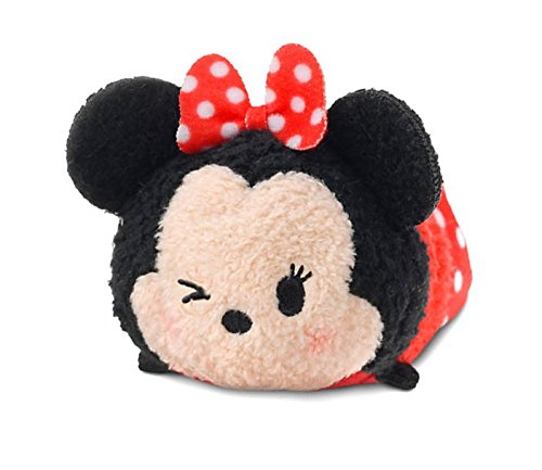"Disney Tsum Tsum Mickey & Friends Minnie Mouse 3.5"" Plush [Winking, Mini]"