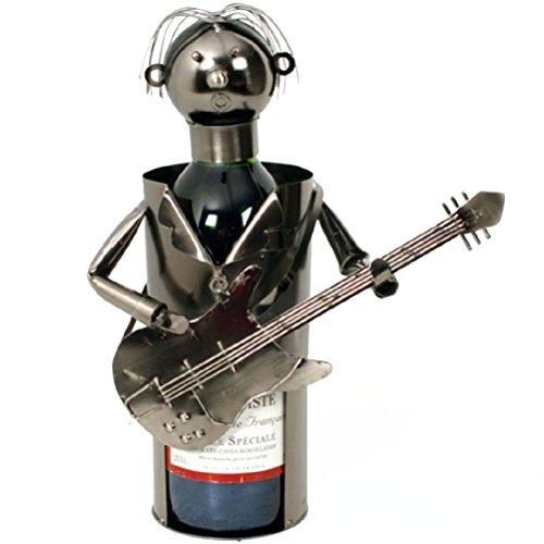 porte-bouteille-design-et-original-guitariste-coloris-gris