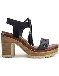 Mujer es Amazon Cordones Refresh Para Zapatos 64OUO0wx