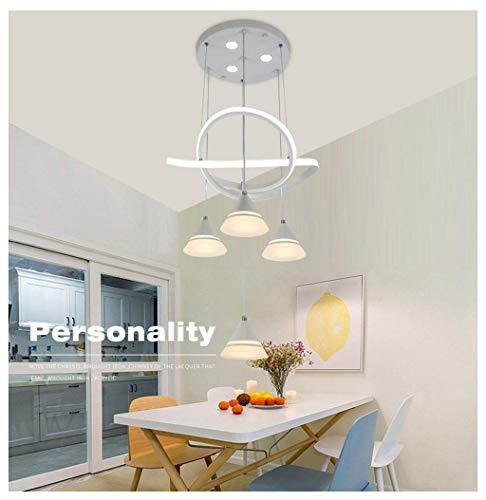 5 Light 25 Kronleuchter (C-LT Pendelleuchten Lichter Deckenleuchten Beleuchtung Holz Küche Insel Beleuchtung 5-Light Pendelleuchte Kronleuchter - Vintage Loft Schlafzimmer Wohnzimmer Kronleuchter)