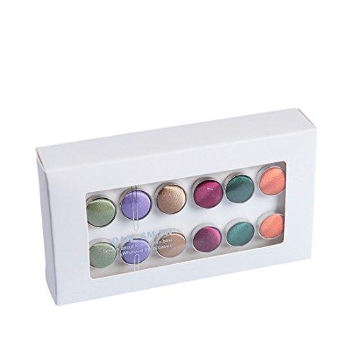 DHEE0003 Fantastic poliestere Gemelli - 6 colori di 6 coppie Disponibile Abiti formali regalo By Dan Smith