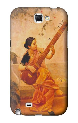 s1406-raja-ravi-varma-painting-case-cover-for-samsung-galaxy-note-2