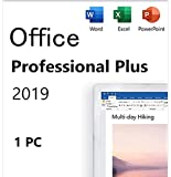 Office 2019 Professional Plus| Lifetime Activation Key| Windows 10| by Email Delivery within 24 hours