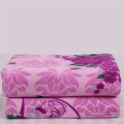 (BLACK ELL 150x180cm Heizdecke Einzelbett Heizung Elektrisches Bett Teppichbodenheizung, 5)