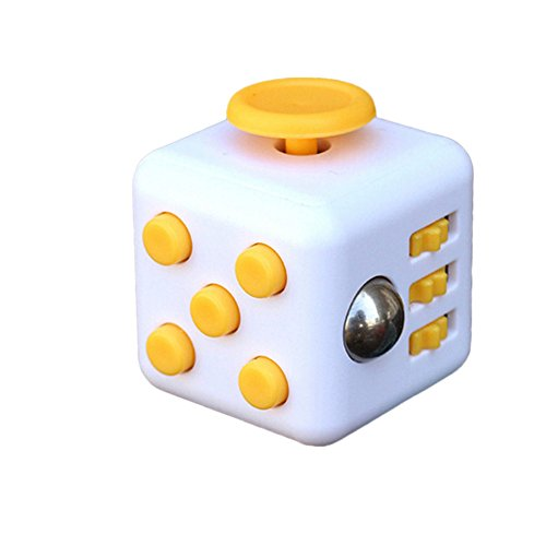 Fidget Dice 6 Sides Anti-anxiety and Depression Toys for Children and Adults – Style 7