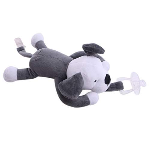 Top de peluche Sell Cadena para chupete juguete para niños pequeños Baby