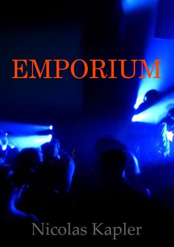 Couverture du livre Emporium - Histoire érotique