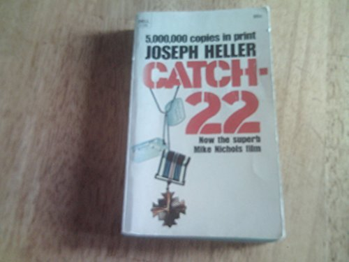 Catch-22 (A Dell book) by Joseph Heller (1970-08-01)